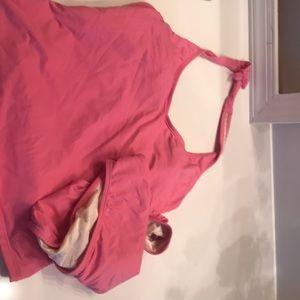 Lilly Pulitzer Two Piece Swim Suit